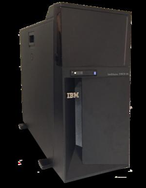IBM IntelliStation - IBM IntelliStation POWER 185
