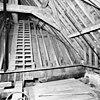 interieur, aanzicht kap - haarlem - 20099160 - rce