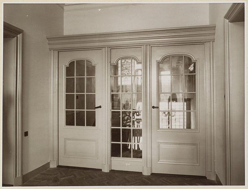 Huis pauw kabinet der koningin in 39 s gravenhage for Interieur kabinet