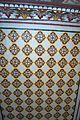 Interior art work on roof of Kuthar palace, Himachal Prades, India.jpg