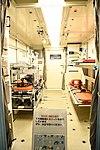 Interior of JASDF Kido-Eisei Unit in KC-130H(85-1080) at Komaki Air Base March 2, 2019 02.jpg