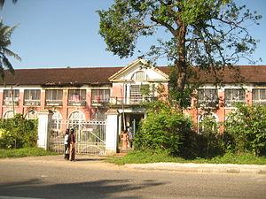 Kamayut Township - Inya Hall