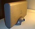 Iomega external hard disk drive (cut).JPG