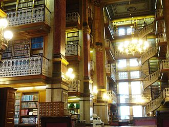 Law library - The Iowa State Capitol Law Library