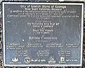 Ipswich Stone of Courage plaque, River Heart Parklands, Woodend, Ipswich, Queensland.jpg