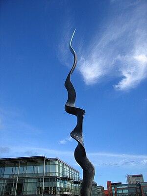 Park West, Dublin - Image: Irish Wave at Park West in Dublin