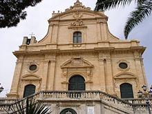 La chiesa matrice, consacrata a san Bartolomeo