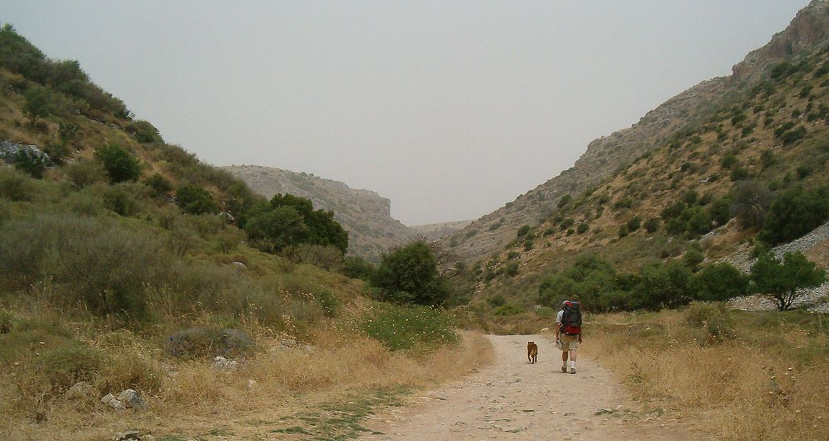 Hiking And Backpacking In Israel Travel Guide At Wikivoyage