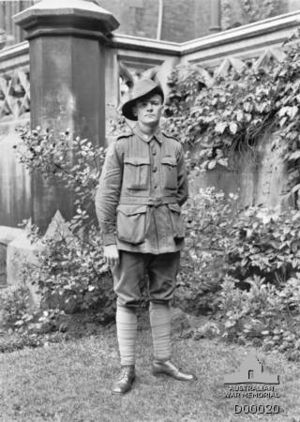 50th Battalion (Australia) - Private Jørgen Jensen, the 50th Battalion's sole Victoria Cross recipient