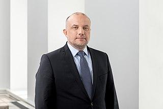 Jüri Luik Estonian diplomat and politician