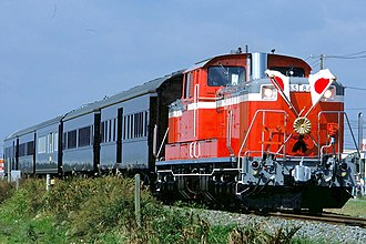 JNR Class DD51 - Image: JNR DD51 842 20011014