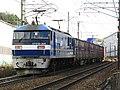 JR-Freight EF210-306 between Seno and Hachihommatsu.jpg