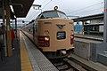 JRW 183 Hashidate at Fukuchiyama Station (5502184737).jpg