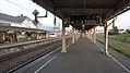 JR Muroran-Main-Line Datemombetsu Station Platform.jpg