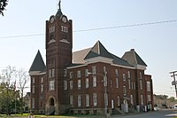 Jackson County Courthouse Newport AR