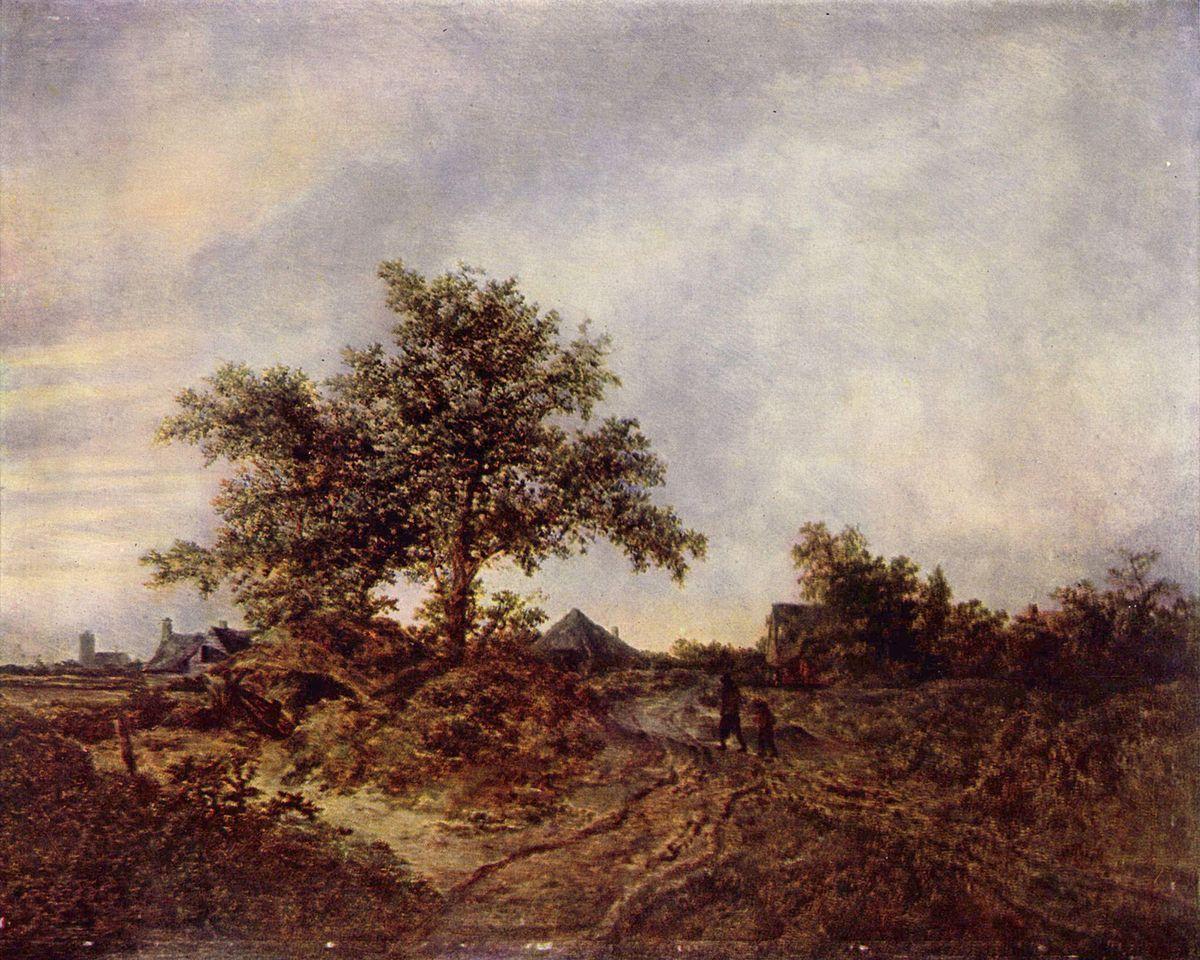 Jacob van Ruisdael – Wikimedia Commons