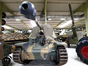 Jagdpanzer Marder III at Sinsheim pic2.JPG
