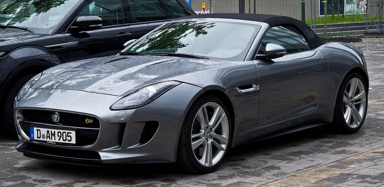 file jaguar f type v8 s cabriolet frontansicht 29 mai. Black Bedroom Furniture Sets. Home Design Ideas