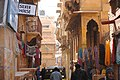 Jaisalmer-palaces and fort 03.jpg