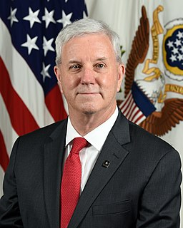 James E. McPherson Acting United States Secretary of the Navy