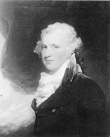 James Greenleaf - by Gilbert Stuart in 1795 - litho from 1913.jpg