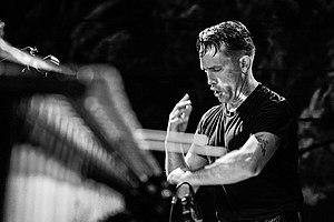 Jamie Stewart (musician) - Stewart at Aarhus Festival 2017