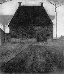 Maannacht (ouderlijk huis)