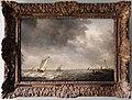Jan josefsz. van goyen, barche a vela su un lago, 1639.jpg