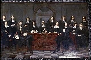 Regents of the Children's Trade School in Utrecht