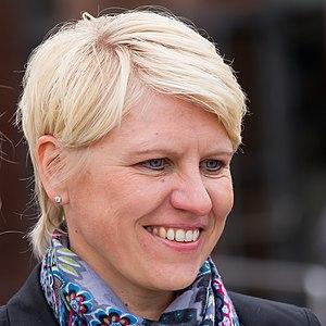 Doris Fitschen - Fitschen in April 2012