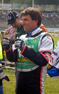 Roman Jankowski Polish speedway rider