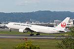 Japan Airlines, B767-300, JA655J (21915288192).jpg
