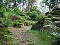 Japanese garden in Giggle Alley Woods, Eskdale Green - geograph.org.uk - 682989.jpg