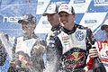 Jari-Matti Latvala & Miikka Anttila wins the 2015 Rally Finland 001.jpg