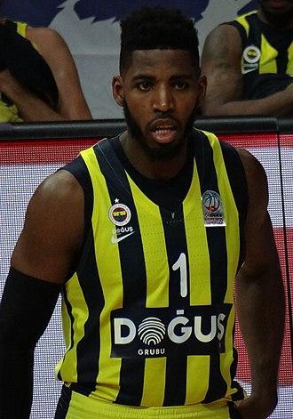 Jason Thompson (basketball) - Thompson with Fenerbahçe in 2017