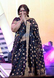 Jayabharathi Indian actress