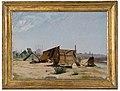 Jean-Léon Gérôme 1878 Campement pres de Constantinople.jpg