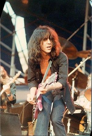 Craig Chaquico - Craig Chaquico in 1981