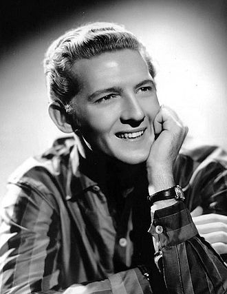 Jerry Lee Lewis - Lewis publicity photo, circa 1950s