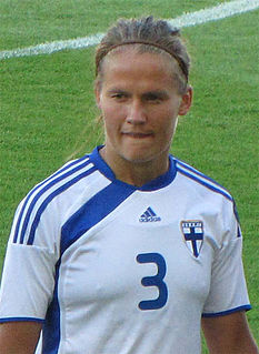 Jessica Julin Finnish footballer