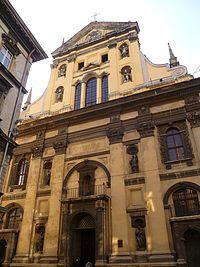 e13511e200645a Барокова архітектура Львова — Вікіпедія