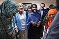 Jill Biden visits Addis Ababa, Ethiopia, July 2016 03.jpg