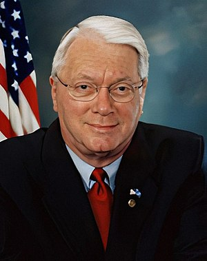 Jim Bunning - Earlier photo of Bunning