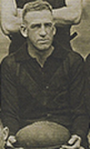 Jim Jackson (Australian rules footballer) - Jackson in May 1925