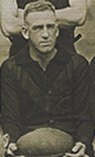 Jim Jackson (Australian rules footballer) - Jackson in May 1925