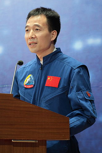 China National Space Administration - Image: Jing Haipeng