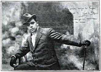 João do Rio - Image: João do Rio em 1909