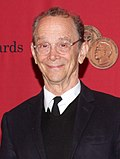 Photo of Joel Grey at the 73rd Peabody Awards in 2014.