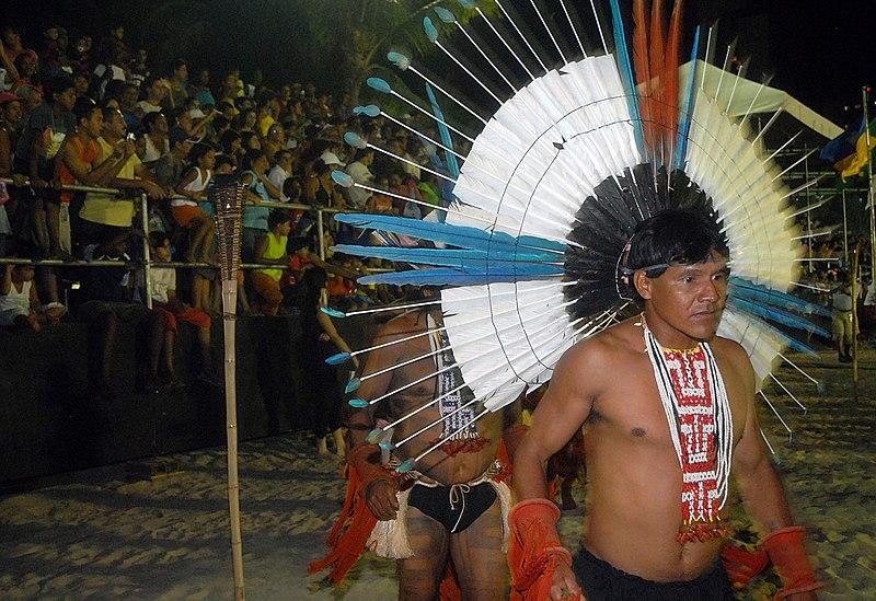 Ficheiro:Jogos dos Povos Indígenas2.jpg
