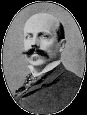 Georg von Rosen - Image: Johan Georg Otto von Rosen from Svenskt Porträttgalleri XX